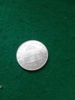 Ezüst  10 schilling  1972