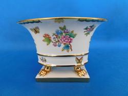 Herendi   Viktória   barokk Körmös váza