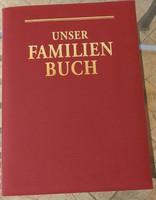 Nagy családi Album UNSER FAMILIEN BUCH ( Ajándéknak is ajánlom! )