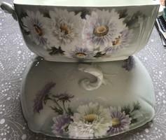 Faience, luneville huge soup bowl