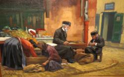 1916-os GARANTÁLTAN EREDETI KÖVÉR GYULA / 1883-1950/ KÉP: HÁZALÓ ZSIDÓ KERESKEDŐK