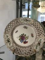 Tatai porcelán dísztányér M022