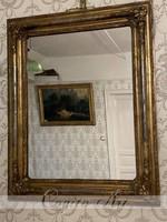 Antik Bieder tükör