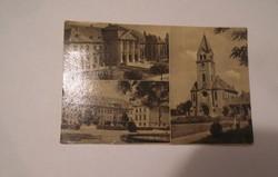 Helytörténeti ritkaság Régi képeslap Komárom