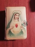 Orgona hangok ima és énekeskönyv