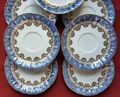 Chodziez lengyel porcelán csészealj
