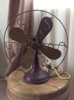 Antik Siemens vas asztali ventilátor 1930