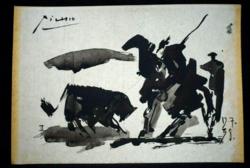Picasso csodaszép  eredeti - leárazáskor nincs felező ajánlat!