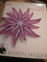 N5 Judith Miller Divatékszerek - Gyűjtők könyve ritkaság ajándékozhatóan 1500 darab bemutatásával