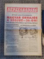 Farkas Bertalannal kapcsolatos 2db újság 1980-ból