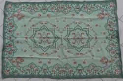 Ágytakaró-terítő antik hibátlan 200 cm x 130 cm