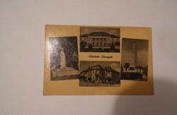 Helytörténeti ritkaság Régi képeslap Dorog