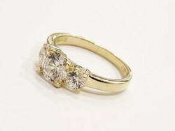 Arany női gyűrű (K-Au95204)