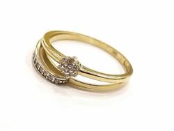 Arany női gyűrű (K-Au56912)