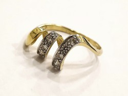 Arany női gyűrű (K-Au50948)