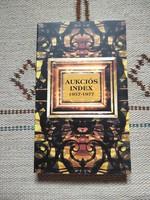 Bráver Anna - BÁV festmény aukciós index 1957-1977