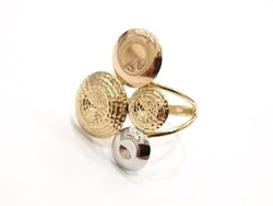 Arany női gyűrű (K-Au84457)