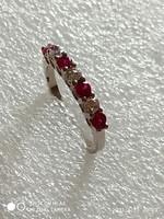 Csodás ezüst gyűrű (57)