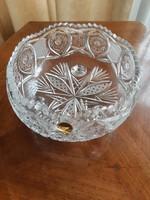 Ólomkristály asztalközép