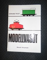 Retro Gerhard Trost Modellvasút vasút