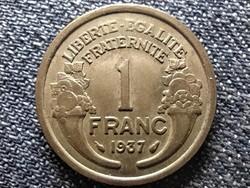 Franciaország Harmadik Köztársaság 1 frank 1937 (id44009)