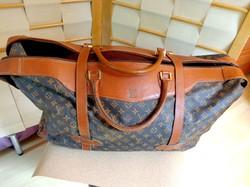 Louis Vuitton 1970's utazótáska nagy