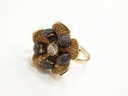 Arany női gyűrű (K-Au87924)
