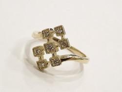 Arany női gyűrű (K-Au95207)
