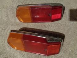 Retro Lada hátsó lámpák szép állapotban