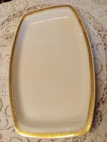 Alföldi porcelán sültes tál