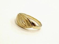 Arany női gyűrű (K-Au95208)