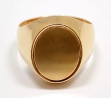 Arany pecsétgyűrű (ZAL-Au97169)