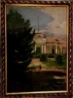 Szüle Péter, Svábhegyi villa, 1911