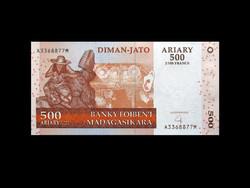 UNC - 500 ARIARY - MADAGASZKÁR - 2004