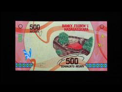 UNC - 500 ARIARY - MADAGASZKÁR - 2017