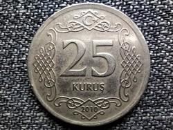 Törökország 25 kurus 2010 (id42373)