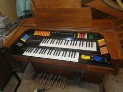Elektromos orgona