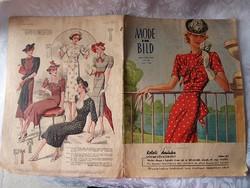 Divat újság 1938