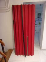 Mübör harmonika ajtó