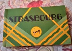 Strasbourgi képeslap csomag