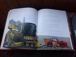 Gyermek angol könyv : Autók, CD-vel