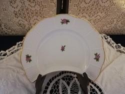 Eladó régi Herendi porcelán csontos tányér!