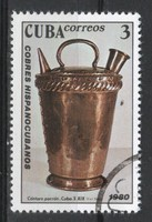 Kuba 1262  Mi  2489    0,30 Euró