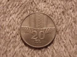 Lengyel 20 Zloty 1976
