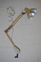 Retro asztali lámpa ( műhely lámpa )