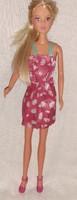 Simba-Toys Barbie baba+kiegészítő