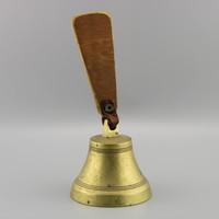 Bronz Harangot , Vintage Bronze Harang
