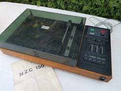 NZC 150 régi lemezjátszó
