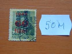 FELÜLBÉLYEGZETT 1946 50M