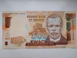 Malawi 500 kwacha 2014 UNC